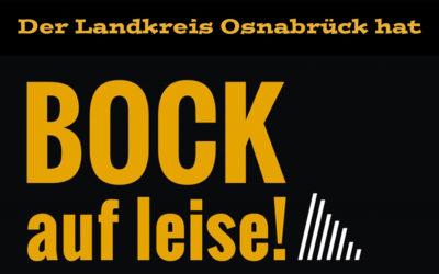 Osnabrück hat Bock auf leise