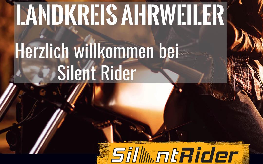 Landkreis Ahrweiler Mitglied bei Silent Rider