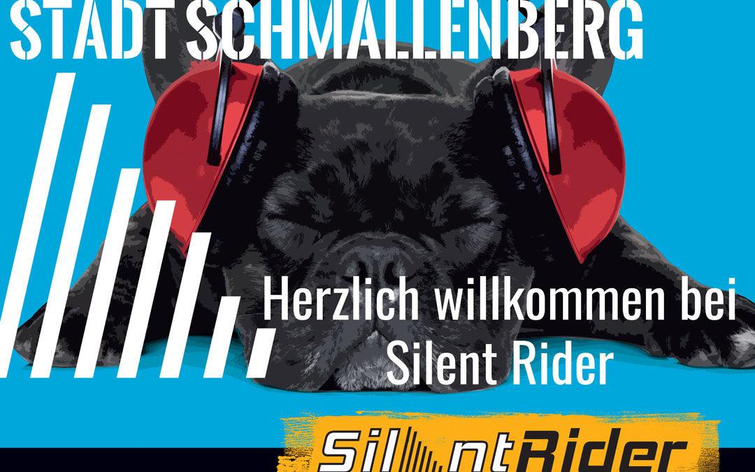 "Schmallenberg tritt Bündnis ""Silent Rider"" bei"