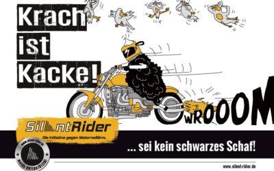 Silent Rider auf dem Weg in Stufe Zwei
